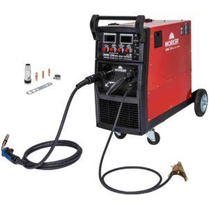 Ferramenta - Máquina De Solda Mig 250 Amperes 220v Monofásica Com Tocha Mme250 425362 Worker
