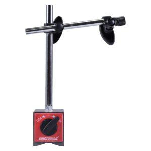 Ferramenta - Base Magnética Para Relógio Comparador Com Braço Articulado 506600 Kingtools