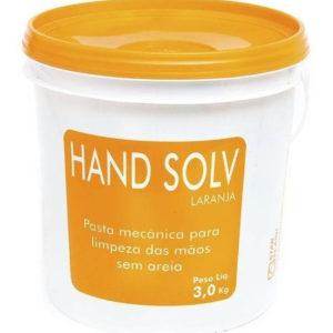 Ferramenta - Desengraxante Para Mãos 3,0kg Verde Hand Solv