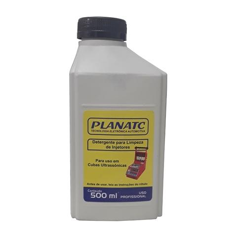 Ferramenta - Liquido De Limpeza Para Bico Injetor 500ml Planatc