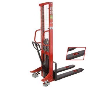 Ferramenta - Empilhadeira Manual 1 Tonelada 550x1150mm 327140 Worker