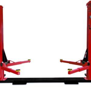 Ferramenta - Elevador Industrial 2500 Kilos Trifasico Vermelho Atp2500 Boxtop Modelo Autop