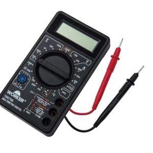 Ferramenta - Multimetro Digital 100706 Worker